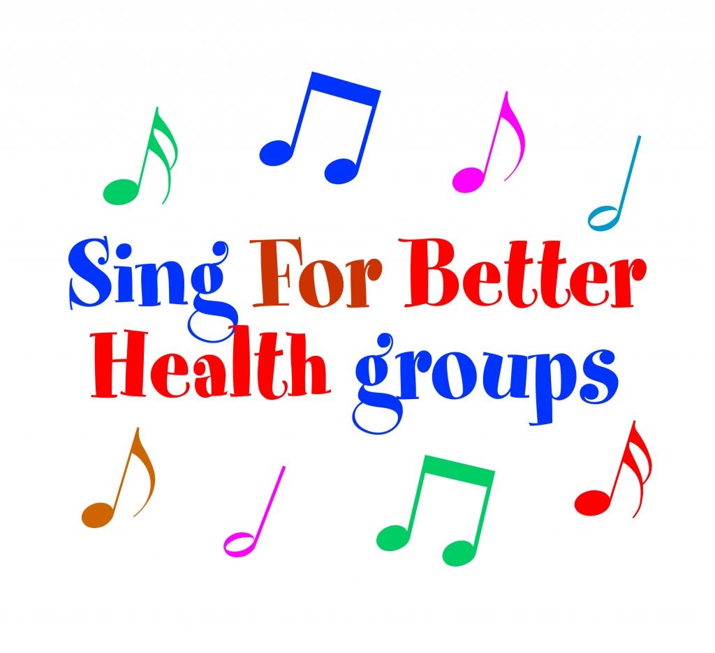 SING FOR BETTER HEALTH logo