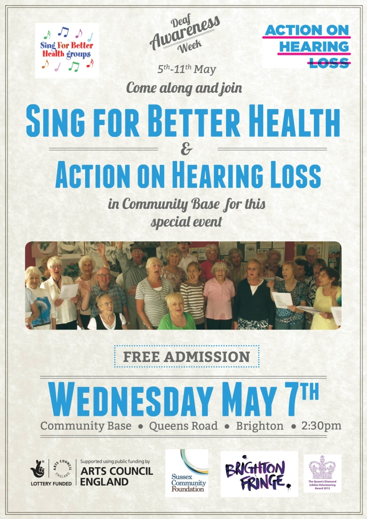 Sing-For-Better-Health